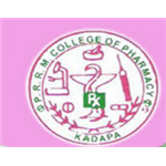 P.R.R.M. College of Pharmacy - Kadapa