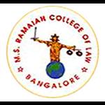 M.S. Ramaiah College of Law - Bangalore