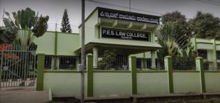 P.E.S. Law College - Mandya
