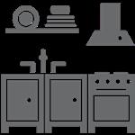 Veneta Cucine Modular Kitchen