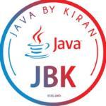 Java By Kiran - Pune