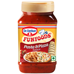Fun Foods Sauce Pizza Topping
