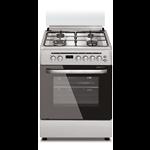 Carysil 4 Burners Stainless Steel Gas Cooking Range F6402xGWM