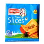 Britannia Cheese Slice Processed Cheddar