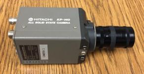 Hitachi CCTV Camera