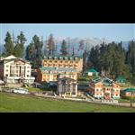 Hotel Zahgeer Continental - Gulmarg