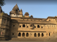 Ahilya Fort - Maheshwar