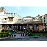 Sheesh Mahal - Orchha