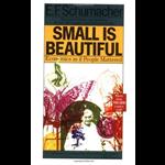 Small Is Beautiful - E. F. Schumacher