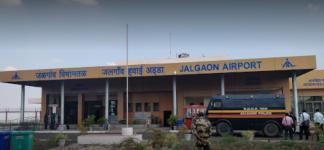 Jalgaon Airport - Kusumbe Kh - India