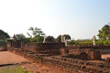 Nagarjunakonda Buddhist Stupas - Nagarjunakonda