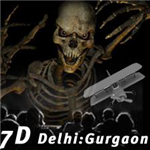 Aura Magic 7D - MG Road - Gurgaon
