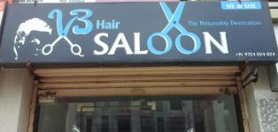 V3 Saloon - Odhav - Ahmedabad