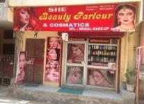 She Beauty Parlour - Sector 4 - Ghaziabad
