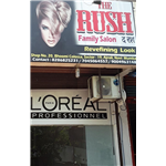 The Rush Family Salon - Airoli - Navi Mumbai