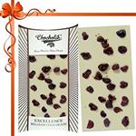 Chocholik Belgian White Cranberry Bar