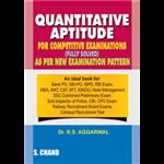 Quantitative Aptitude for Competitive Examinations - R S Aggarwal