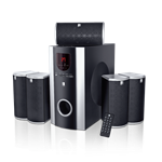 iBall Booster 5.1 Speaker System