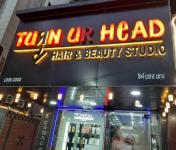 Turn Ur Head - Camac Street - Kolkata