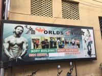 World Gym - Perambur - Chennai