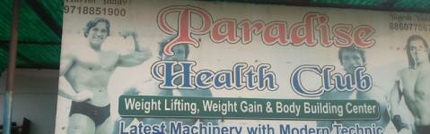 Paradise Health Club - Sector 2 - Greater Noida