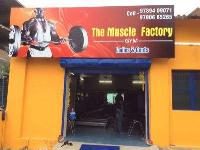 The Muscle Factory - Vadavalli - Coimbatore