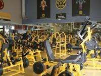 Golds Gym - Indirapuram - Ghaziabad