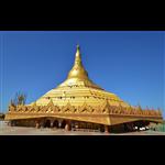 Global Vipassana Pagoda - Mumbai