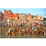 Kedar Ghat - Varanasi