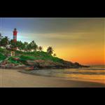 Samudra Beach Ponmudi - Kovalam
