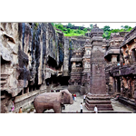 Kailash Temple - Aurangabad