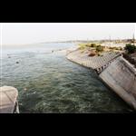 Ganga Barrage - Kanpur