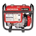 Honda Portable Gensets EBK650