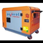Mahindra powerol 5 kVA Diesel Genset 1105 SI