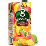 B Natural Mixed Fruit Merry