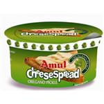Amul Cheese Spread Oregano Pickle