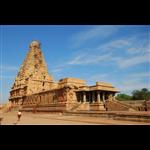 Brihadeeswarar Temple - Thanjavur