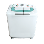 GEM GWS100SGT Semi Automatic Washing Machine
