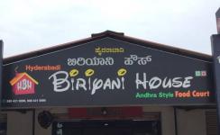 Hyderabadi Biryani House - Vijay Nagar - Mysore