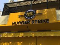 Hunger Strike - Lajpat Nagar 4 - Delhi NCR