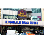 Kinabalu Daya Hotel - Malaysia