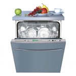 Faber WQP 12-9319A Built-In Dishwasher