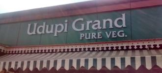 Udupi Grand - Yelahanka - Bangalore