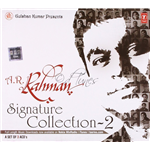 A.R Rahman Signature Collection- 2