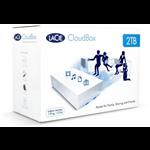 Lacie Cloudbox 2 Tb External Hard Drive