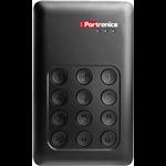 Portronics 500 Gb Wired External Hard Drive