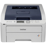 Brother HL 3070CW Single Function Printer