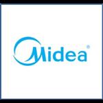 Midea MAGNA GREEN - 11M2 - R410A 1 Ton 5 Star Split AC