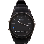 Martian MN200BBB Notifier Analog Watch Smartwatch