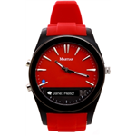 Martian MN200RBR Notifier Analog Watch Smartwatch